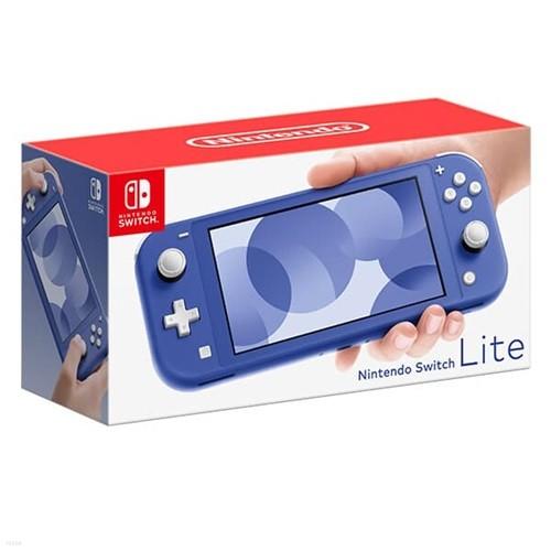 [스위치 본체] Nintendo Switch Lite 블루