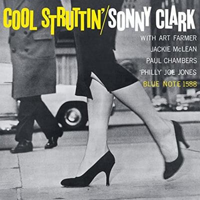 Sonny Clark (소니 클락) - Cool Struttin' [LP]