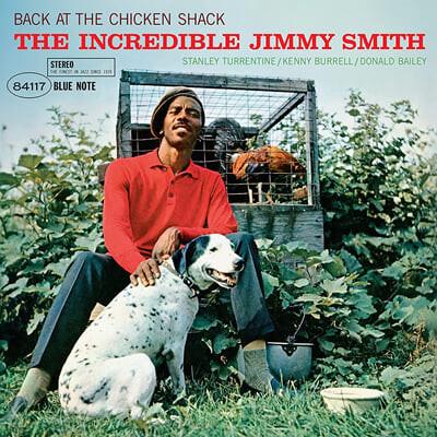 Jimmy Smith (지미 스미스) - Back At The Chicken Shack [LP]