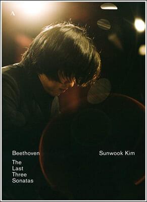 김선욱 - 베토벤: 피아노 소나타 30, 31, 32번 (Beethoven: The Last Three Sonatas) [DVD]