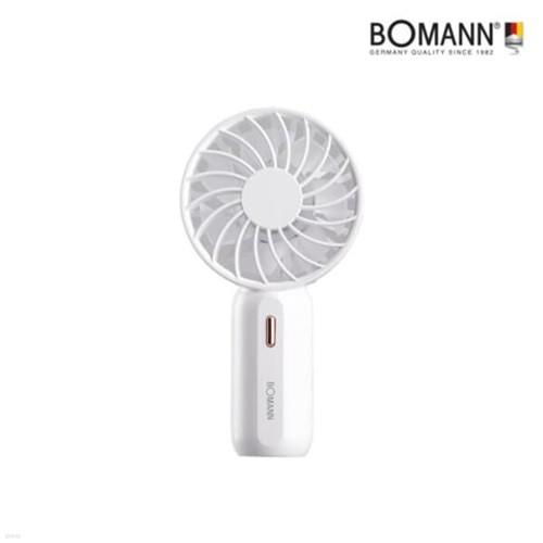 [보만]충전식 휴대용 미니선풍기 PF2270W 목걸이 선풍기