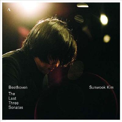 베토벤: 후기 피아노 소나타 - 30, 31 & 32번 (The Last Three Sonatas - Beethoven: Piano Sonatas Nos.30, 31 & 32)(CD) - 김선욱 (Sunwook Kim)