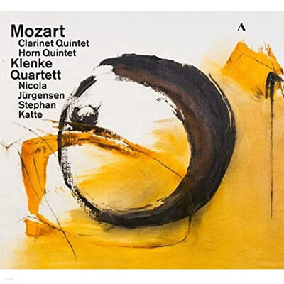 Klenke Quartett 모차르트: 클라리넷, 호른 5중주 (Mozart: Clarinet Quintet K.581, Horn Quintet K.407)