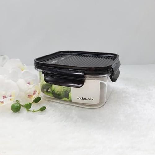 락앤락 비스프리 모듈러 밀폐용기 정사각 600ml 냉장고정리 냉동실 보관 LBF451