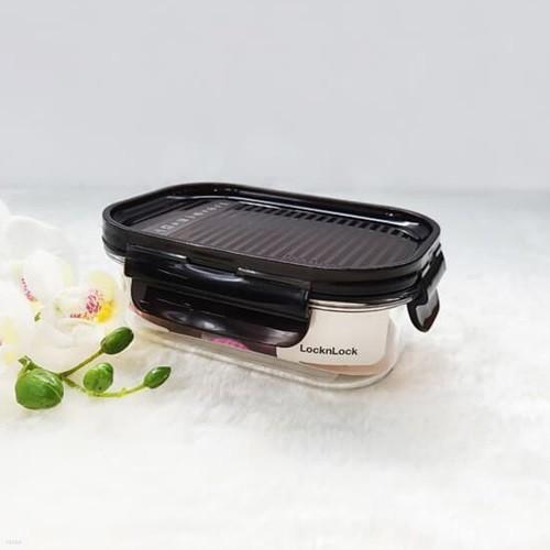 락앤락 비스프리 모듈러 밀폐용기 직사각 260ml  냉장고정리 냉동실 보관 LBF401