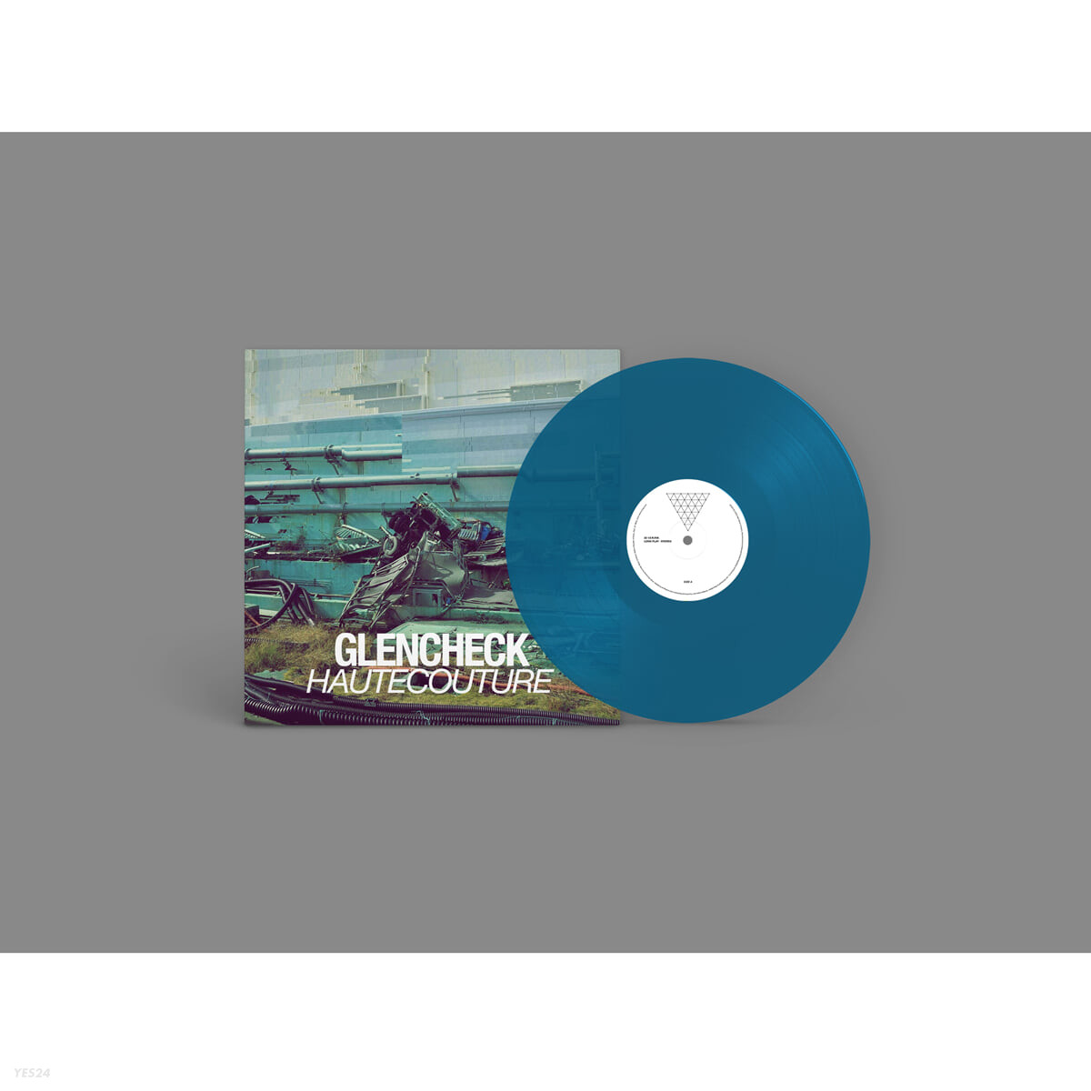 글렌체크 (Glen Check) - 1집 Haute Couture [투명 블루 컬러 LP]