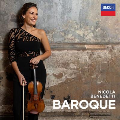 Nicola Benedetti 비발디: 바이올린 협주곡 - 니콜라 베네데티 (Vivaldi: Violin Concertos RV211, RV257, RV386)