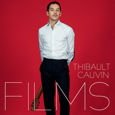 Thibault Cauvin 기타 연주로 듣는 영화 음악 모음집 (Films) [2LP]