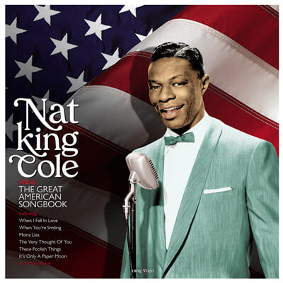 Nat King Cole (냇 킹 콜) - Sings The Great American Songbook [LP]