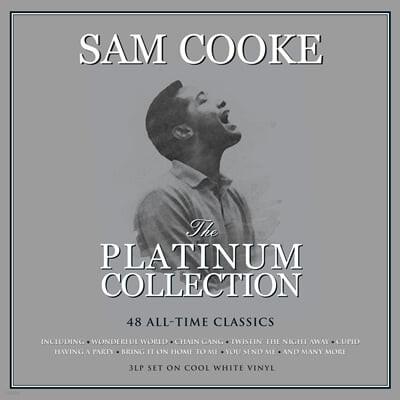Sam Cooke (샘 쿡) - The Platinum Collection [3LP]
