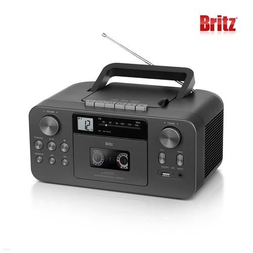 브리츠 BZ-LX50BT 블루투스 카세트 라디오 CD플레이어