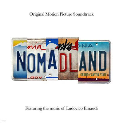 노매드랜드 영화음악 (Nomadland OST)