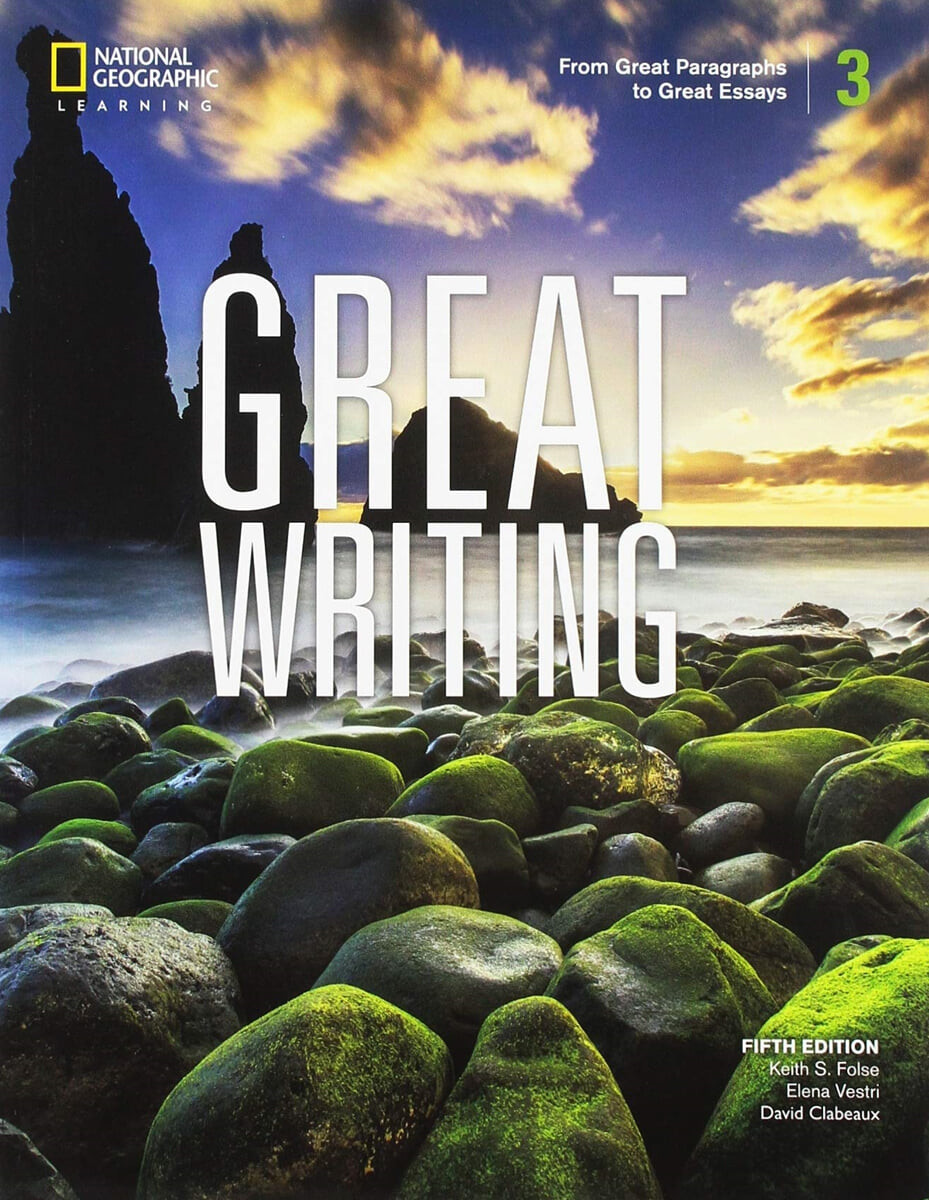 Great Writing 3 : Student book, 5/E