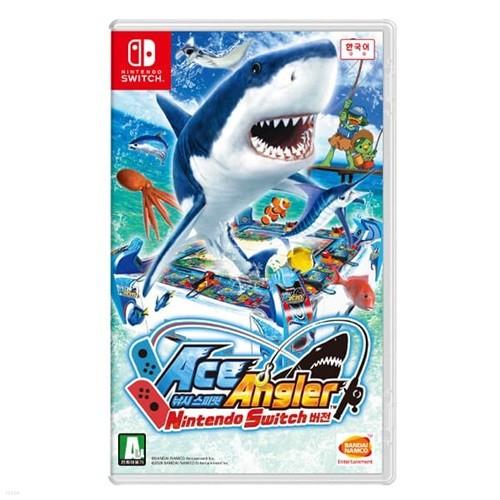 [닌텐도][스위치 타이틀]Ace Angler 낚시 스피릿!