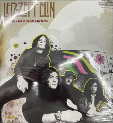 Led Zeppelin (레드 제플린) - Live In Osaka 9/29 '71 [2LP]