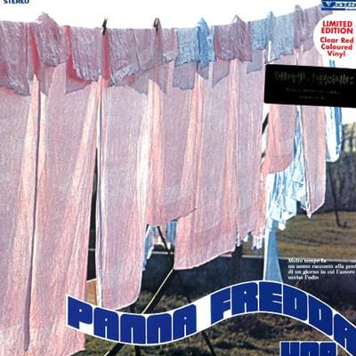 Panna Fredda (판나 프레다) - Uno [투명 레드 컬러 LP]