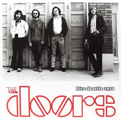 The Doors (도어스) - Live At Seattle Center Coliseum-June 5, 1970 [2LP]
