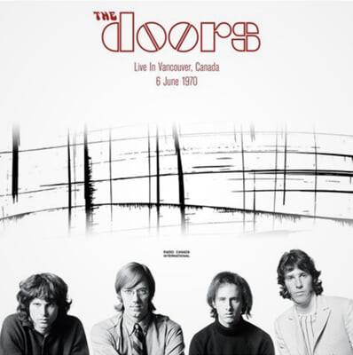 The Doors (도어스) - Live In Vancouver 6 June 1970 [2LP]