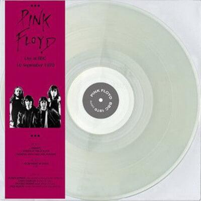 Pink Floyd (핑크 플로이드) - Live At BBC (16 September 1970) [투명 컬러 LP]
