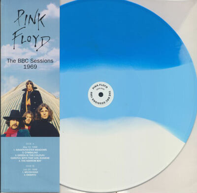 Pink Floyd (핑크 플로이드) - The BBC Sessions 1969 [컬러 LP]