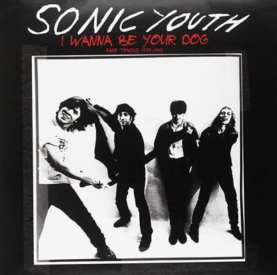 Sonic Youth (소닉 유스) - I Wanna Be Your Dog : Rare Tracks 1989-1995 [투명 컬러 LP]