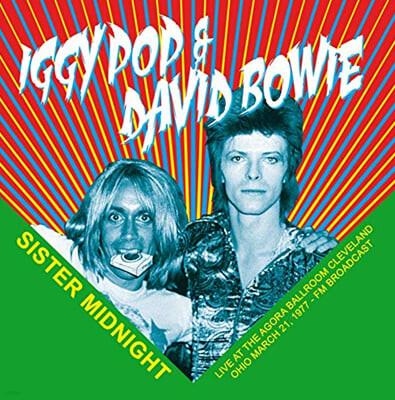 Iggy Pop / David Bowie (이기 팝 / 데이비드 보위) - Sister Midnight [LP]