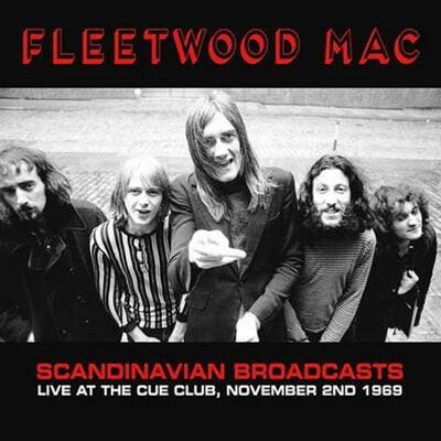 Fleetwood Mac (플리트우드 맥) - Live at the Cue Club, November 2nd 1969 [2LP]