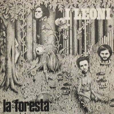 I Leoni (아이 레오니) - La Foresta [LP]