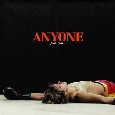 Justin Bieber (저스틴 비버) - Anyone [LP]