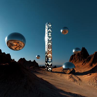 루아멜 (Luamel) - 인간위성 : Orbital