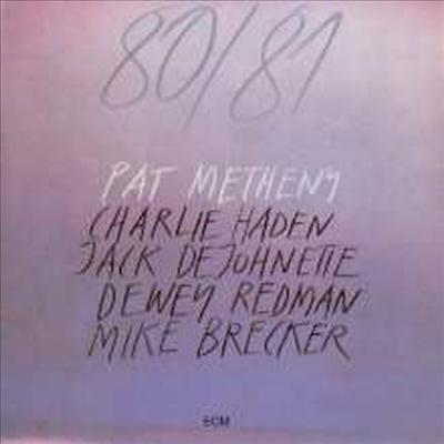 Pat Metheny - 80/81 (Gatefold)(180G)(2LP)