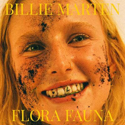 Billie Marten (빌리 마틴) - 3집 Flora Fauna [투명 썬 옐로우 컬러 LP]