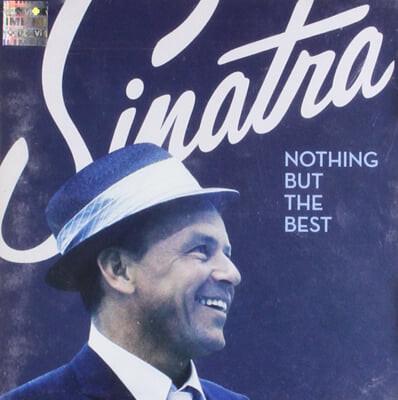 Frank Sinatra (프랭크 시나트라) - Nothing But The Best [투명 & 투명 블루 컬러 2LP]