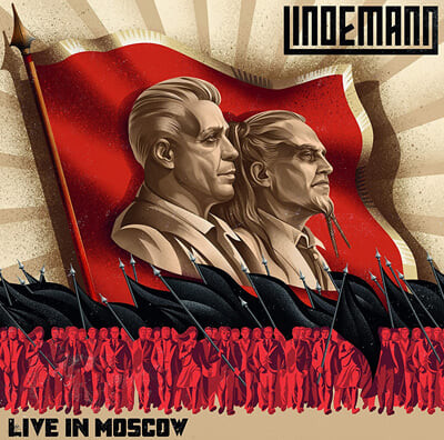 Lindemann (린데만) - Live in Moscow [2LP]