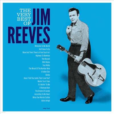 Jim Reeves - Very Best Of (CD)