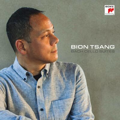 Bion Tsang 바흐: 무반주 첼로 모음곡 (J.S. Bach: Cello Suites)