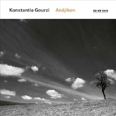 구르지: 아나지콘 (Gourzi: Anajikon)(CD) - Konstantia Gourzi