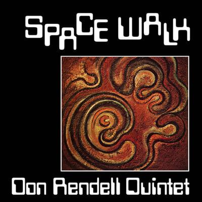 Don Rendell Quintet (돈 렌델 퀸텟) - Spacewalk [LP]