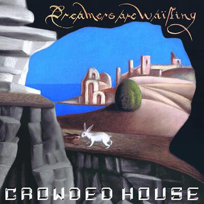 Crowded House (크라우디드 하우스) - 7집 Dreamers Are Waiting [블루 컬러 LP]