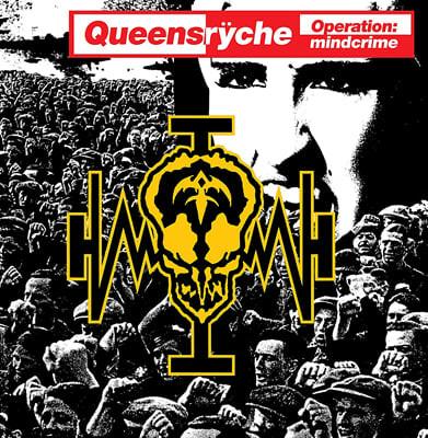 Queensryche (퀸스라이크) - Operation: Mindcrime [2LP]