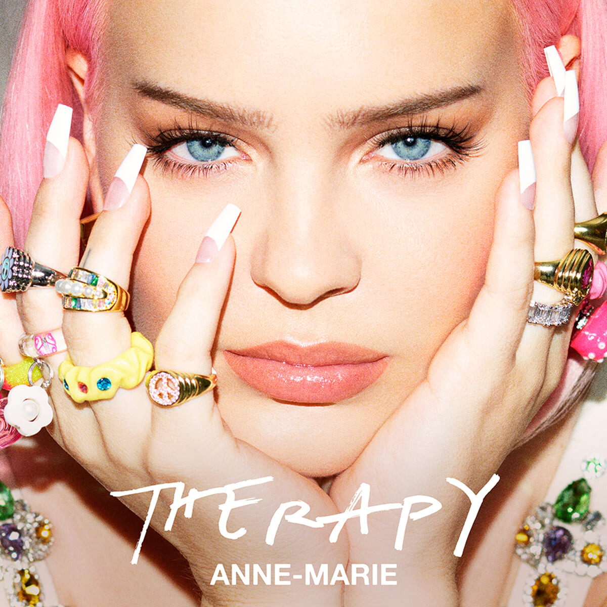 Anne-Marie (앤 마리) - 2집 Therapy - YES24