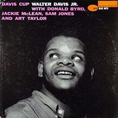Walter Davis Jr. (월터 데이비스 주니어) - Davis Cup [2LP]