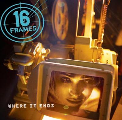 16 Frames (식스틴 프레임즈) - 1집 Where It Ends