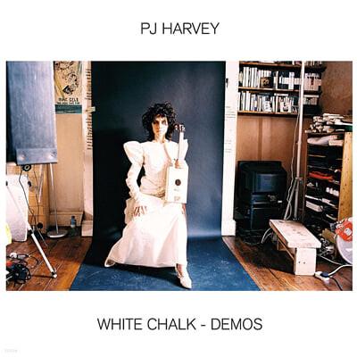 P.J Harvey (피제이 하비) - 7집 White Chalk - Demos [LP]