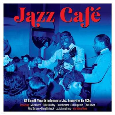 Various Artists - Jazz Cafe (3CD)