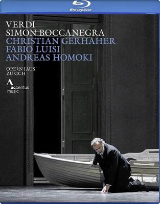Fabio Luisi 베르디: 오페라 '시몬 보카네그라' (Giuseppe Verdi: Simon Boccanegra)