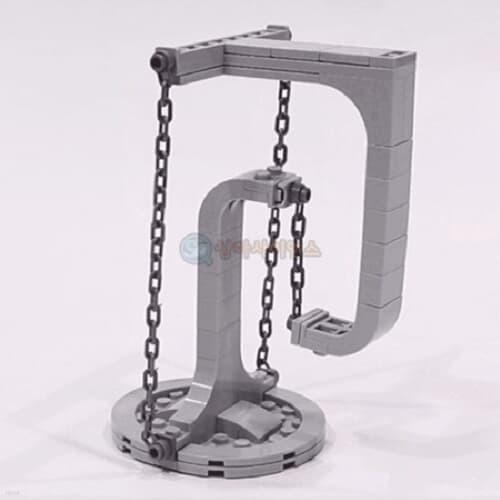 끈으로 세우는 텐세그리티 블럭 만들기(56pcs)(1인용)