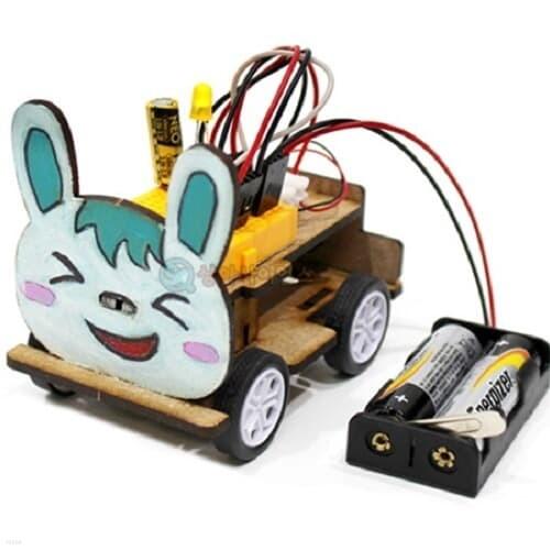 SA 충전식 전기자동차(1인용 포장) 과학DIY 과학준비물