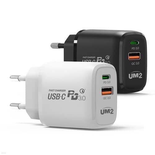 USB PD 3.0 C타입 QC 아이폰 맥세이프 고속 충전기 PD20W PLUS