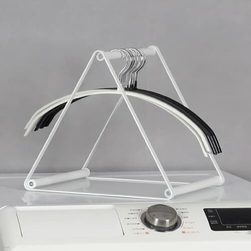 [홈앤하우스] 철제 옷걸이 정리대(삼각타입)